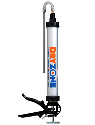 Safeguard Europe Ltd Dryzone - Pistola applicatrice per silicone impermeabilizzante, per uso con cartucce Dryzone in sacchetto da 600 ml
