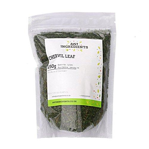 JustIngredients Essential Hojas de Perifollo - 500 gr