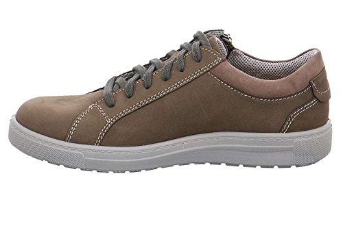Jomos Hombre Zapatos Planos Choco/capucino marrón, (Choco/capucino) 321305/12-3132   40 EU Choco/capucino