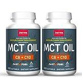 Best Jarrow Mct Oils - Jarrow Formulas MCT Oil - 180 Softgels, Pack Review