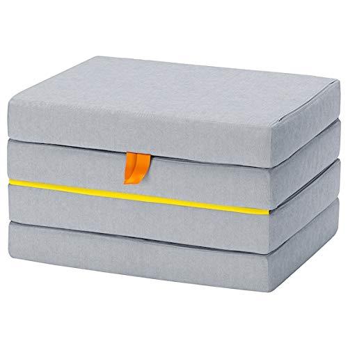 SLÄKT Ikea - Cojín para asiento o colchón plegable, color