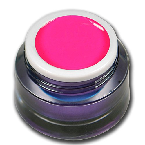 5ml Neon Shock Extrem Pink Premium Farbgel