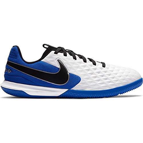 Nike Jr. Phantom Venom Academy FG, Botas de fútbol Unisex niños, Negro Black Blue Hero 004, 31 EU