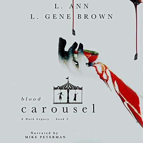 Couverture de Blood Carousel