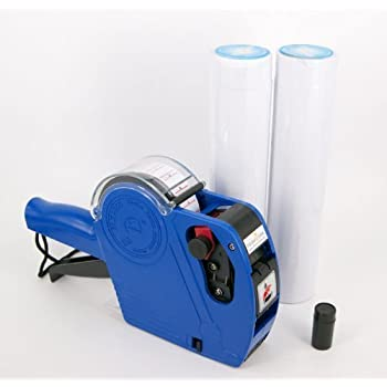 MX-5500 Maße 12x21 mm Weiß 20 Rollen Preisetiketten Etiketten für z.B