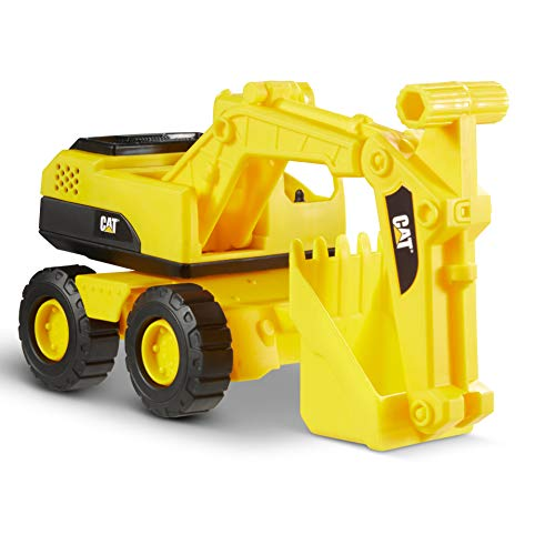 Cat Construction 15' Toy Excavator