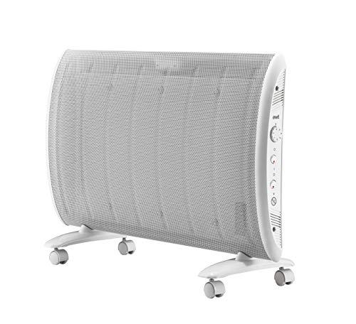 ewt Wärmewellen-Heizgerät Clima 15 TLS, elektrische Standheizung, mobile Heizung / Heizgerät, Elektro-Heizung für direkte Wärme, 1500 W