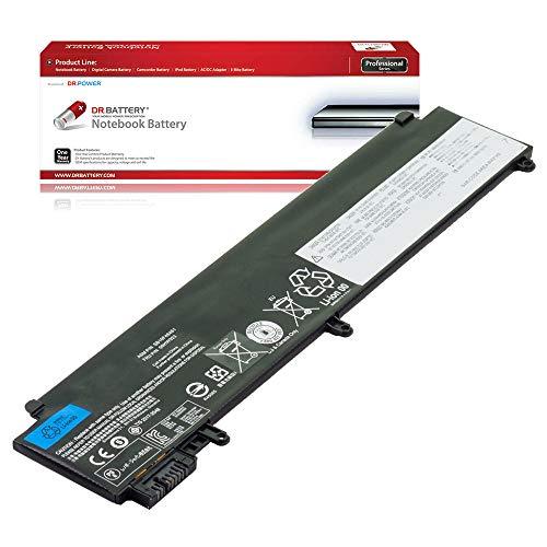 DR. BATTERY Laptop Battery for Lenovo 00HW022 00HW023 ThinkPad T460s T470s 3ICP4/43/86 SB10F46460 [11.25V/1920mAh/24Wh]