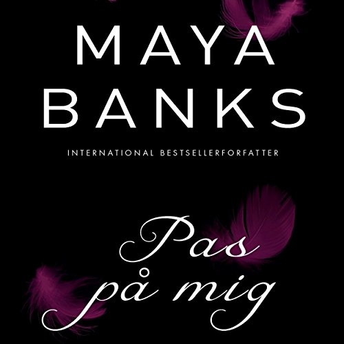 Pas på mig audiobook cover art