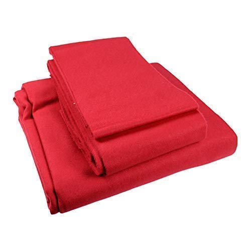 Speed Pool Cloth, 7 x 4 Bed & Cushions, Red