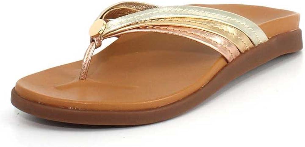 Vionic Women's Catalina Toe Post Sandal