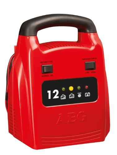 AEG 97005 Automatik-Ladegerät AG 1212, 12 Ampere für 12 V Batterien, CE, IP 20