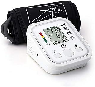 ALOOVOO Monitor de presión Arterial automático clínico-Monitor de presión Arterial del Brazo Superior con Manguito-erfect para la monitorización de la Salud