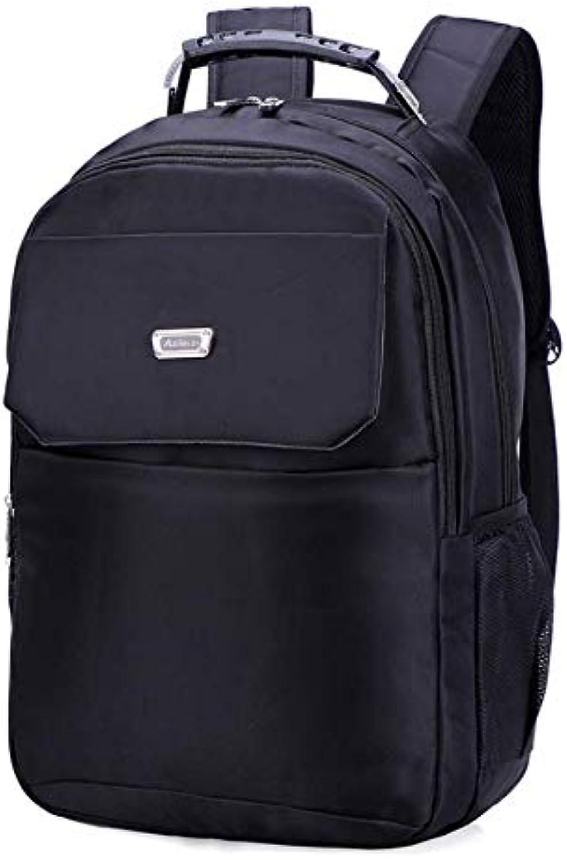Rucksack-Trendrucksackmnner des Geschfts mnnliche Multifunktionsreisencomputerrucksack-Studententasche, A