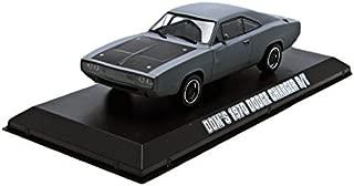 ZYDSD Mod/èle de Voiture en Alliage de Voiture de Sport Pull Back Mod/èle de Voiture de Simulation de Voiture 1:32 Dodge Charger 1970 Mod/èles r/éduits de Voitures Color : Red