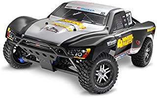 Traxxas Slayer Pro 4×4 1/10 Scale Nitro Pro Short Course Race Truck