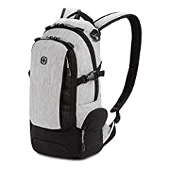 NARROW PROFILE BACKPACK: This sporty, narrow backpack offers just the right amount of storage for your everyday items. Pack things like your tablet and campus or office supplies inside its slimline interior and minimize your day-to-day carry. TABLET ...