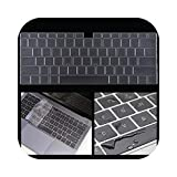 Funda de teclado para Huawei Matebook 14, D14, D15, X 2020, X Pro 13.9, Honor Magicbook 14/15, funda de teclado de silicona transparente Honor Magicbook 15