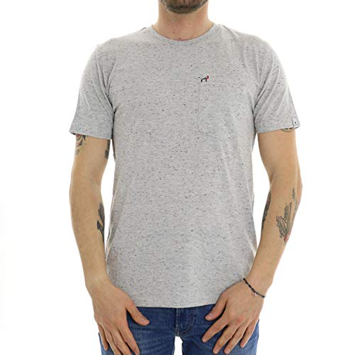 RVLT Revolution Kic T-Shirt Grey Größe: XL
