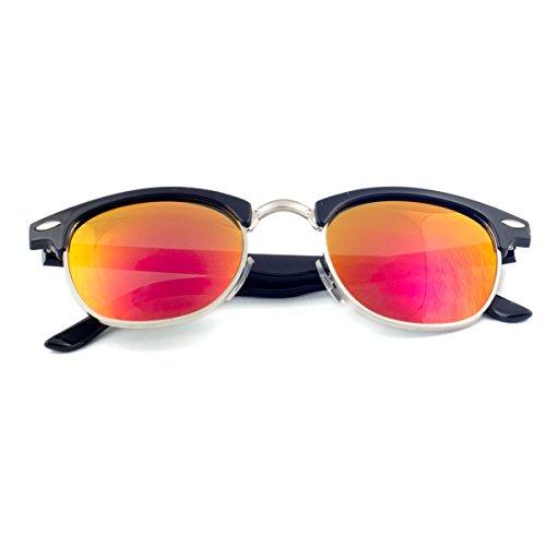 American Flag Aviator Sunglasses Patriotic Glasses Gift Set for Men Women (Assorted)