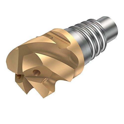 Sandvik Coromant 316-25HM550C25030P 1030 Carbide Milling Insert, 0.12 mm Corner Radius, Positive Chip Breaker