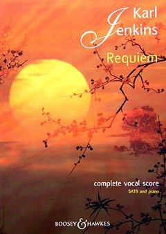 REQUIEM - arrangiert für Klavier - Klavierauszug [Noten / Sheetmusic] Komponist: JENKINS KARL