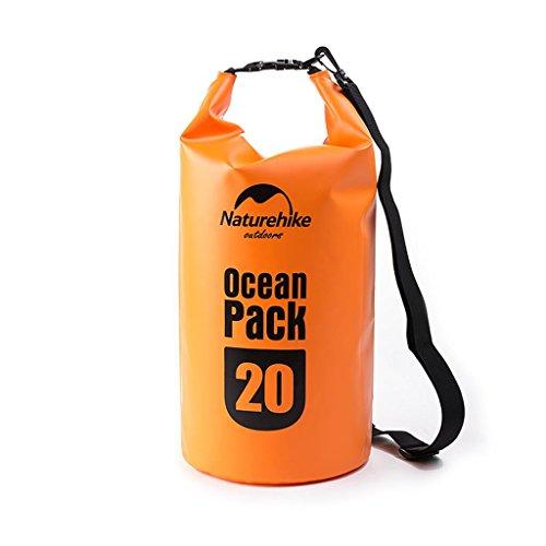 TRRE voyage en plein air sacs étanches sac dérivantes snorkeling sac de natation de la plage ( taille : 20L )