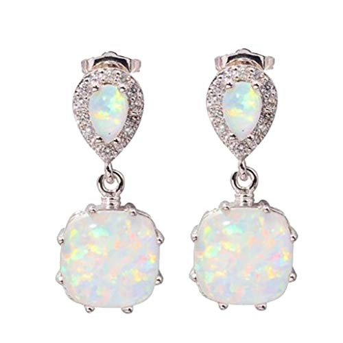 Peigen Retro Temperament Earrings Diamonds for Women, Fashion Decoration Earrings Fashion for Women Drop Earrings for Women