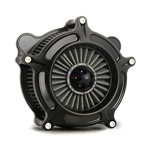 spike turbine AIR CLEANER for harley sportster XL1200X Forty-Eight...