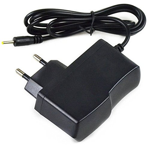 XIDO Ladegerät Ladekabel Tablet Pc 5V 2A (2000mA) 2,5mm x 0,8mm Micro USB Netzteil Universal geeignet für Tablet-PC Computer Ersatznetzteil (Ladegerät 2,5mmx0,8mm)