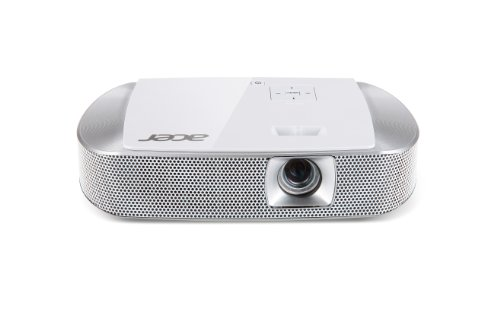 Acer K137 Portable Home Theater Projector (White)