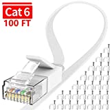 Best Ethernet Cable 100fts - Cat6 Ethernet Cable 100 ft, Jaremite CAT 6 Review