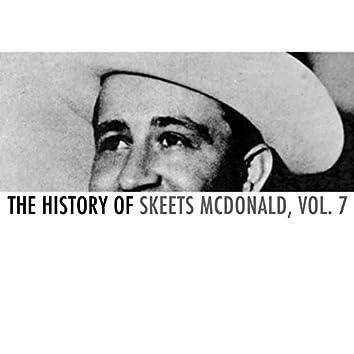 The History of Skeets Mcdonald, Vol. 7