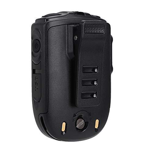 Sutinna Talkie-walkie portatif Zello, Dispositif de Talkie-walkie Ergonomique sans Fil Bluetooth 4.2 PTT sans Fil avec Microphone
