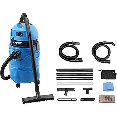 Lavor 8.227.0005 Aspirador de Piscinas Swimmy, 1600 W, 230 V, Azul Claro