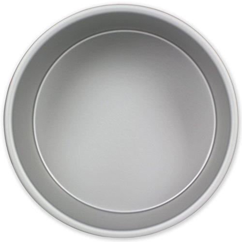 PME RND082 Teglia Professionale, Alluminio, Argento, 20.3 cm