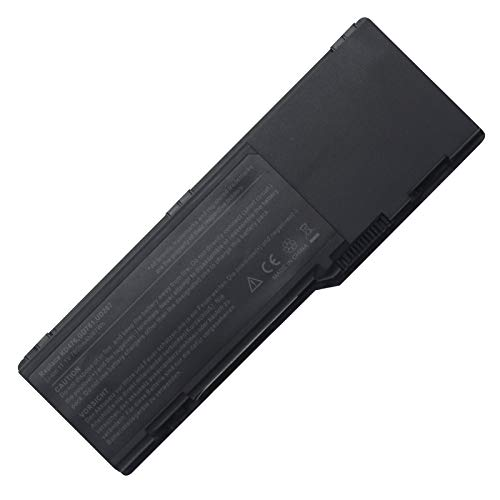 BTMKS Notebook Laptop Li-ion battery for Dell Inspiron 1501 E1505 6400 PP23LA PP20L Vostro 1000 Latitude 131L GD761 KD476 HK421 312-0248 312-0461 312-0599 312-0600 451-10482 312-0599 11.1V 7800mAh
