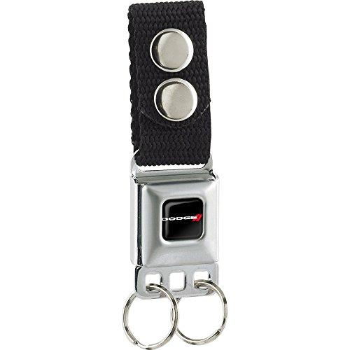 Buckle-Down Keychain - Dodge