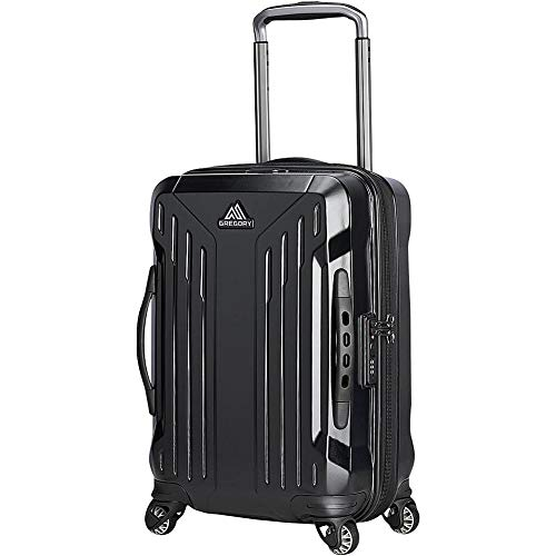 Gregory Mountain Products Quadro Pro Hardcase 22 Roller, Anthracite Black