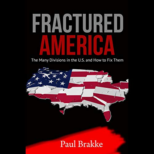 Fractured America  By  cover art