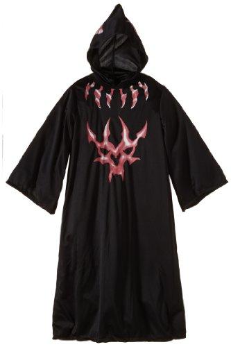 Halloween - Disfraz de Diablo Rojo de la Noche para niño, infantil 5-7 años (Rubie