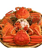 風味絶佳.山陰 蒸しセコガニ(親蟹)約1kg詰(5~8枚入) 訳あり 日本海産 せこ蟹 せいこがに かに カニ 蟹 未冷凍