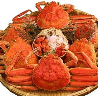 風味絶佳.山陰 蒸しセコガニ(親蟹)約1kg詰(5~8枚入) 訳あり 日本海産 未冷凍