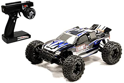 Integy RC Model Hop-ups i10MT01-820W V2 Edition i10MT 4X4 Brushless RTR 1 10 Monster Truck by