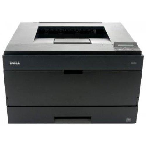 Dell 2350 D - Laserdrucker, Weiß und Schwarz