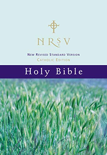 Compare Textbook Prices for NRSV, Catholic Edition Bible, Paperback, Hillside Scenic: Holy Bible Catholic ed Edition ISBN 9780061441721 by Catholic Bible Press