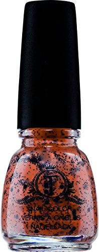Trosani Nagellack sparkle Party - Lethal Ash, 1er Pack (1 x 17 ml)