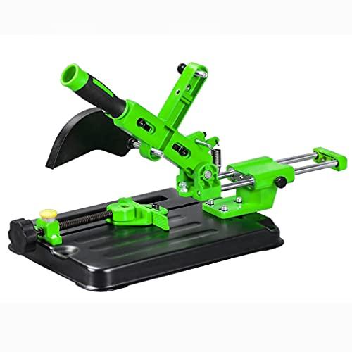 Supporto per smerigliatrice angolare da 100 125 mm, per smerigliatrice angolare da tavolo, multifunzione