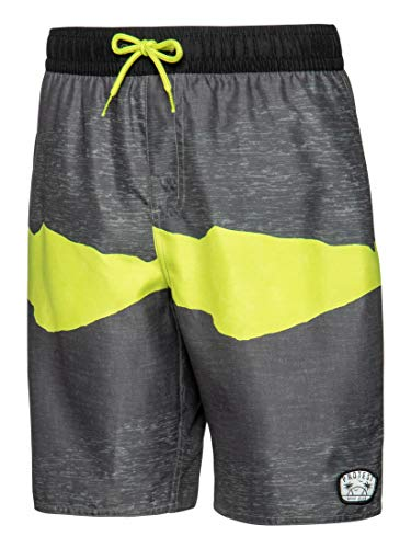 Protest Caleb JR Jungs Beachshort Lime Up 152