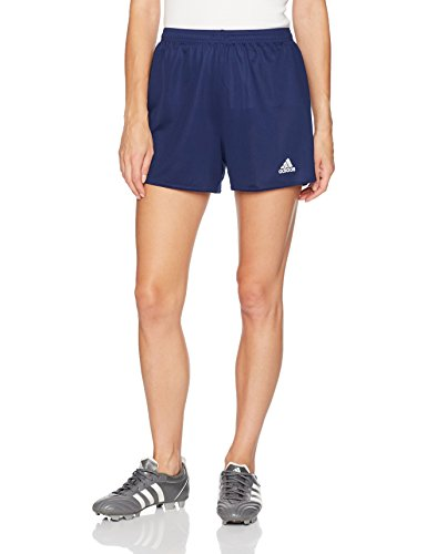adidas Women's Parma 16 Shorts, Dark Blue/White, Medium